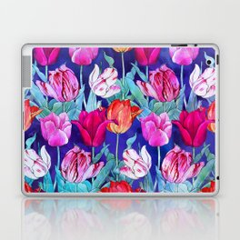 Tulips field Laptop & iPad Skin