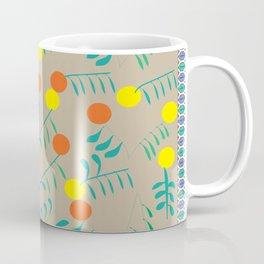 Lemon and Orange Garden Coffee Mug