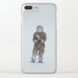 Anything Clear iPhone Case