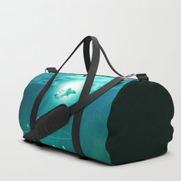 My Best Friend Duffle Bag
