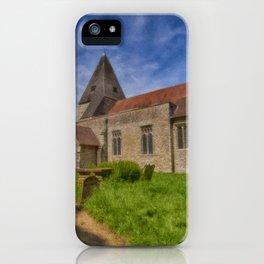 St Mary Hunton iPhone Case