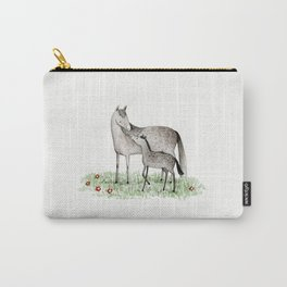 Mare & Foal Carry-All Pouch