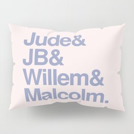 A Little Life Book Pillow Sham