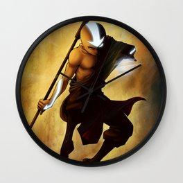 Aang avatar state Wall Clock