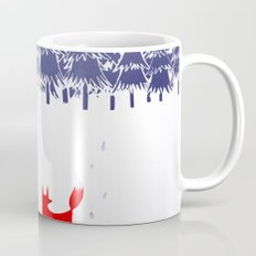 Alone in the forest Mug
