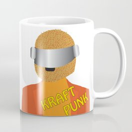 Kraft Punk Coffee Mug