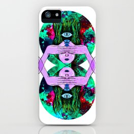 Higher Consciousness  iPhone Case