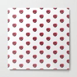 Snow White - #4 Poisoned Apple Metal Print