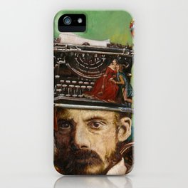 the Novelist iPhone Case
