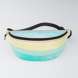 Faded Vintage Color Fanny Pack
