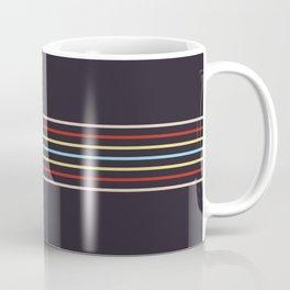 Masamune - Classic Retro Stripes Coffee Mug