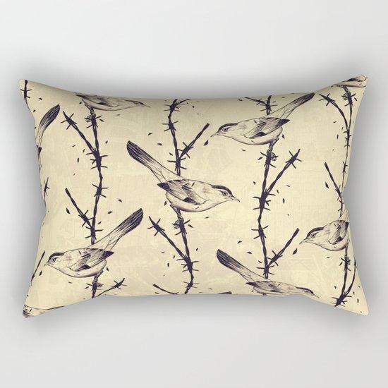 Freedom Birds Rectangular Pillow