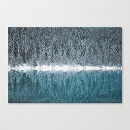 Mirror Effect Canvas Print