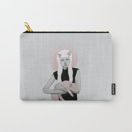 Peonia Carry-All Pouch