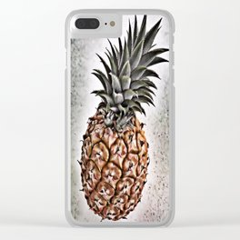 Chill Summer Clear iPhone Case