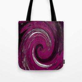 grape cyclone Tote Bag