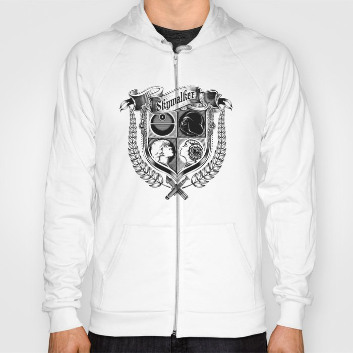 Family Coat of Arms Hoody
