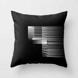 in_verse Throw Pillow