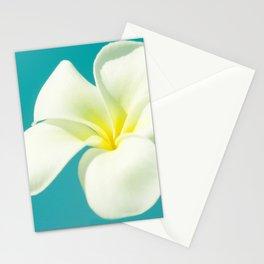 pua melia pakahikahi : flowers in the sky Stationery Cards
