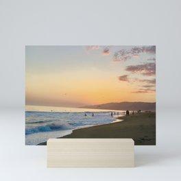 Sky and Ocean Love Mini Art Print
