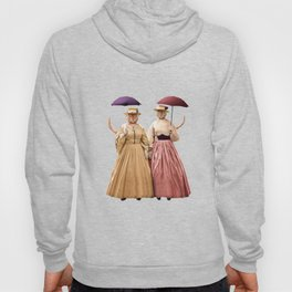 Two Pretty Kitties: Out for a Stroll Hoody