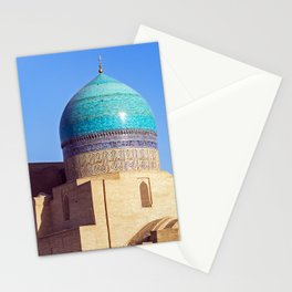 Uzbekistan, Bukhara: Kalyan mosque Stationery Cards