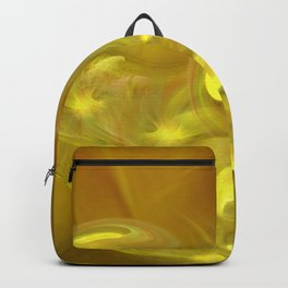 Rhapsody in yellows Backpack