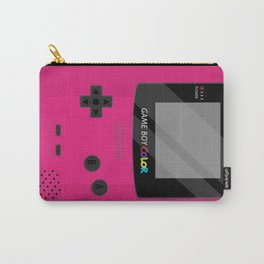 Gameboy Color - Berry Carry-All Pouch