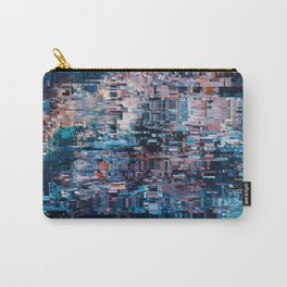 Christmas night at Blue Lagoon Carry-All Pouch