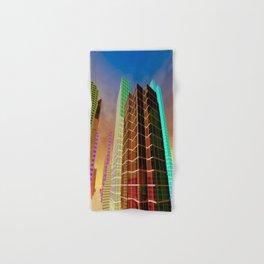 city feeling -100- Hand & Bath Towel
