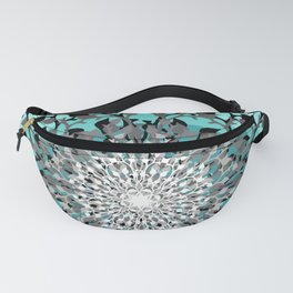Iris Branches Fanny Pack