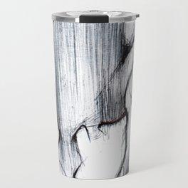 Futuristic Cyborg 1 Travel Mug