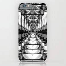 Abstract.Black+White. Slim Case iPhone 6s