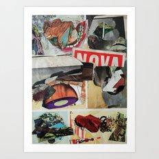philosophy of failure Art Print