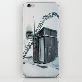 Abandon Iqaluit D.E.W. Line Site 1 iPhone Skin