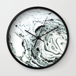 Salt #society6 #decor #buyart Wall Clock