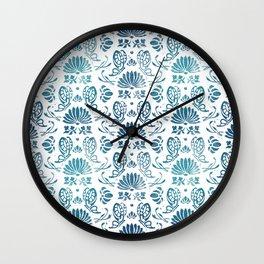 Portuguese Ceramics Wall Clock