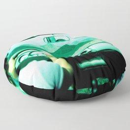 Roadtrip NO4 Floor Pillow