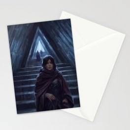 Triangle Hall Stationery Cards