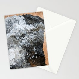 Marble & Copper 2 Stationery Cards