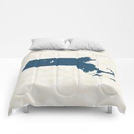 Massachusetts Parks - v2 Comforters