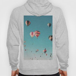 Hot Air Balloon Ride Hoody