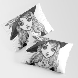 Lolita witch Pillow Sham