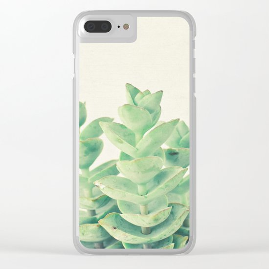 Necklace Vine Clear iPhone Case
