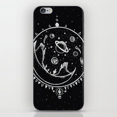 DESERT MOON SHELTER iPhone & iPod Skin