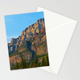 Mt. Kerkeslin in Jasper National Park Stationery Cards