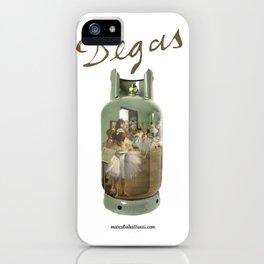 Edgar Degas iPhone Case