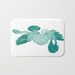 The Stork Bath Mat
