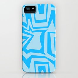 Ice - Coral Reef Series 010 iPhone Case