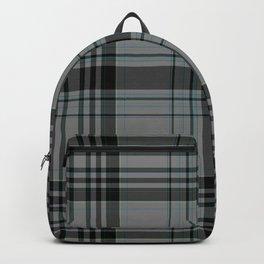 Tartan pattern Backpack